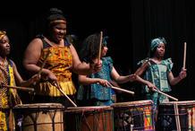 Kúkátónón Children's African Dance Troupe