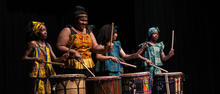 Kúkátónón Children's African Dance Troupe