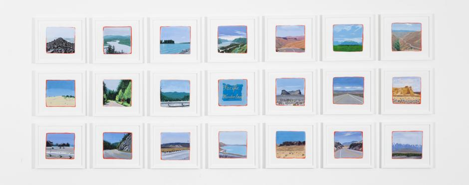 Pacific Wonderland(2012), Michael Brophy